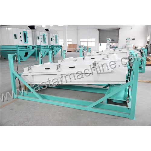 SFJH series rotary screen sifter