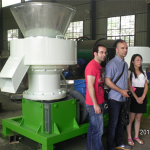 Iran Customer Visit our factory