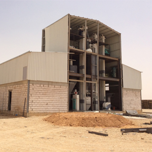 Animal Feed Plant Customer Factory