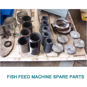 Fish feed machine spare parts